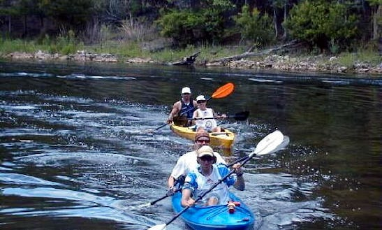 Kayak Rental And Guided Tour In Crystal River