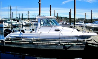 Campbell River Salmon Fishing Guide Trips in Canada