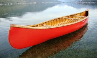 Canoe Rental in St. George, Kansas