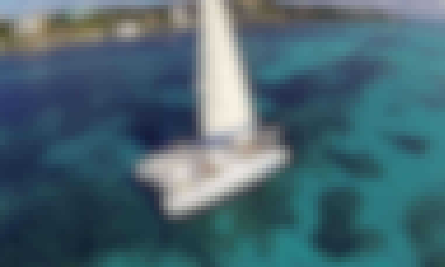 Max 50' Catamaran Charter in Cancún