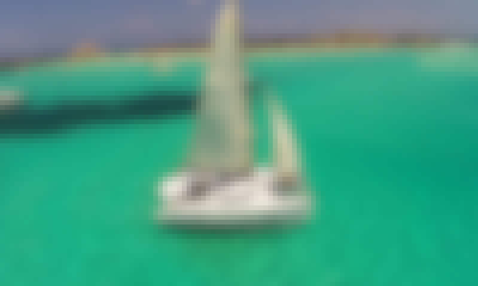 Megaira 50' Catamaran Charter in Cancún, Mexico