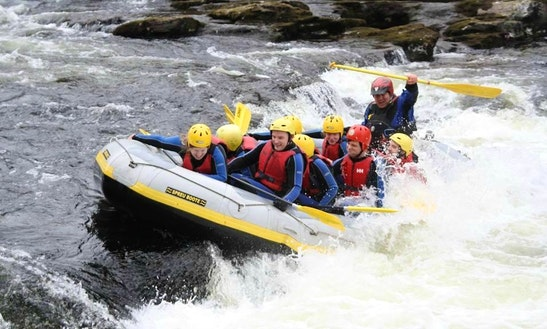 Water Rafting Trips In The King River, New Zealand