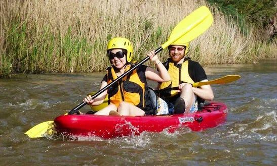 Kayaking Trips In Warrandyte, New Zealand