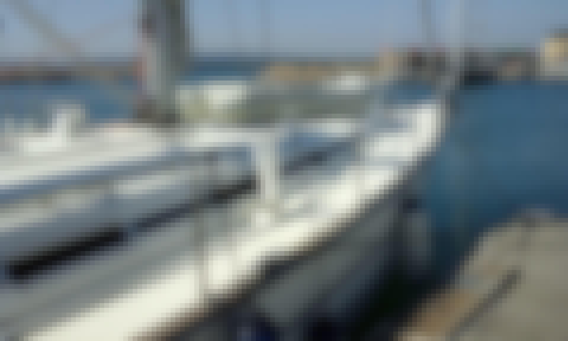 10  Person Cruising Monohull Rental In Castiglione della Pescaia, Toscana