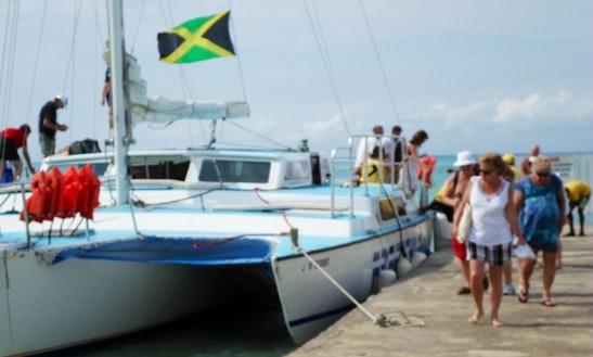 Cruising Catamaran Charter In Falmouth