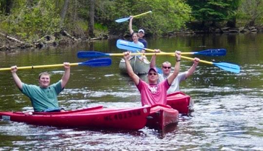 Kayak Rental In Roscommon