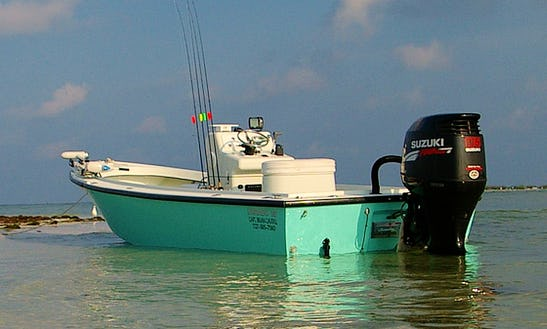 Fishing Charter On 23' Dorado Center Console With Captain Brian
