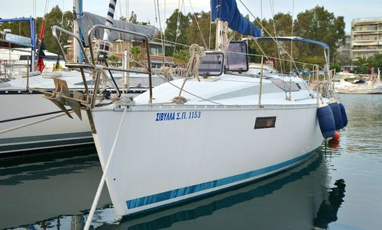 7 Day Cruise To The Ionian Sea With Skipper & Fuel, Up To 5 People Only 1600 €!