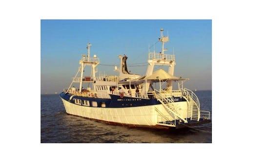 Charter A 70 Person Mv Avior Passenger Boat In Mumbai, India