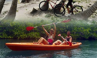 Kayaking Tour In Mahahual, Mexico