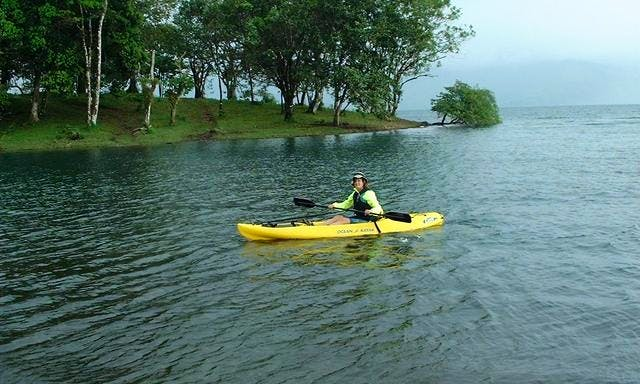 Guided Kayak Tour on Lake Arenal, Costa Rica