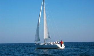 Sailing Charter On 28ft Albin Vega Monohull In Charleston, South Carolina