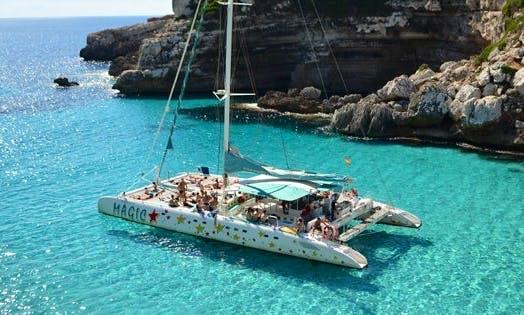 "75' Cruising Catamaran ""Taiti"" Charter in Catalunya, Spain"