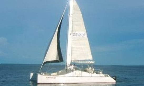 40' Cruising Catamaran
