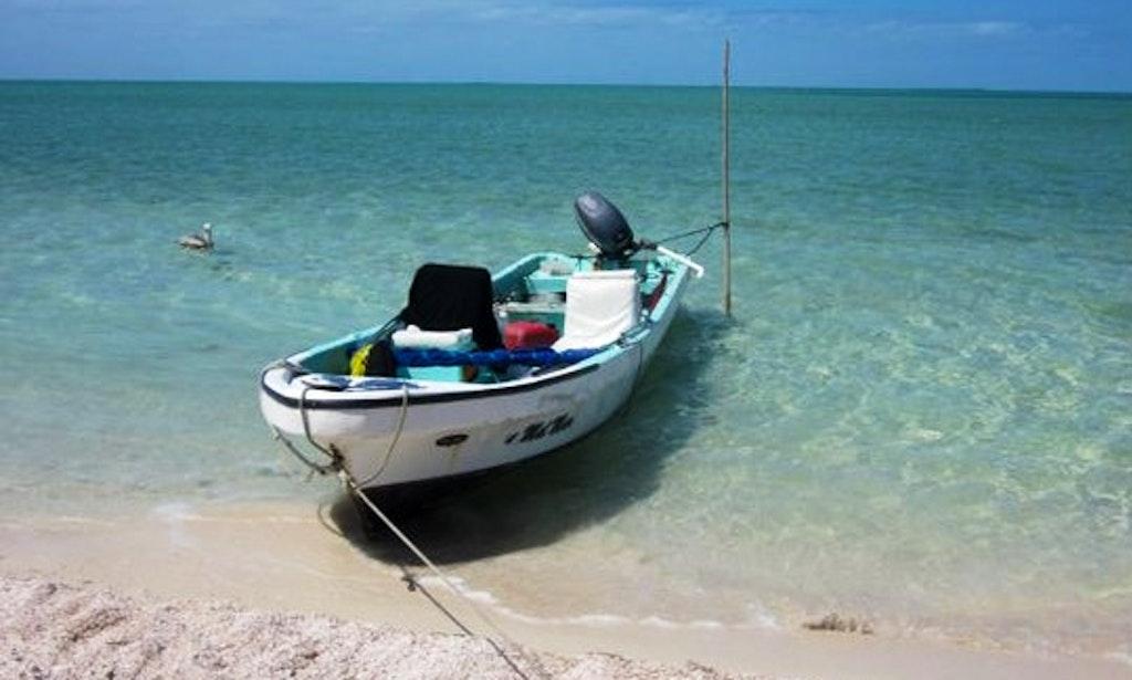 Guided fishing in san pedro getmyboat for Fishing san pedro belize