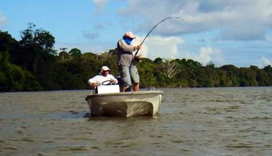 Lodge Fishing In Rio San Juan