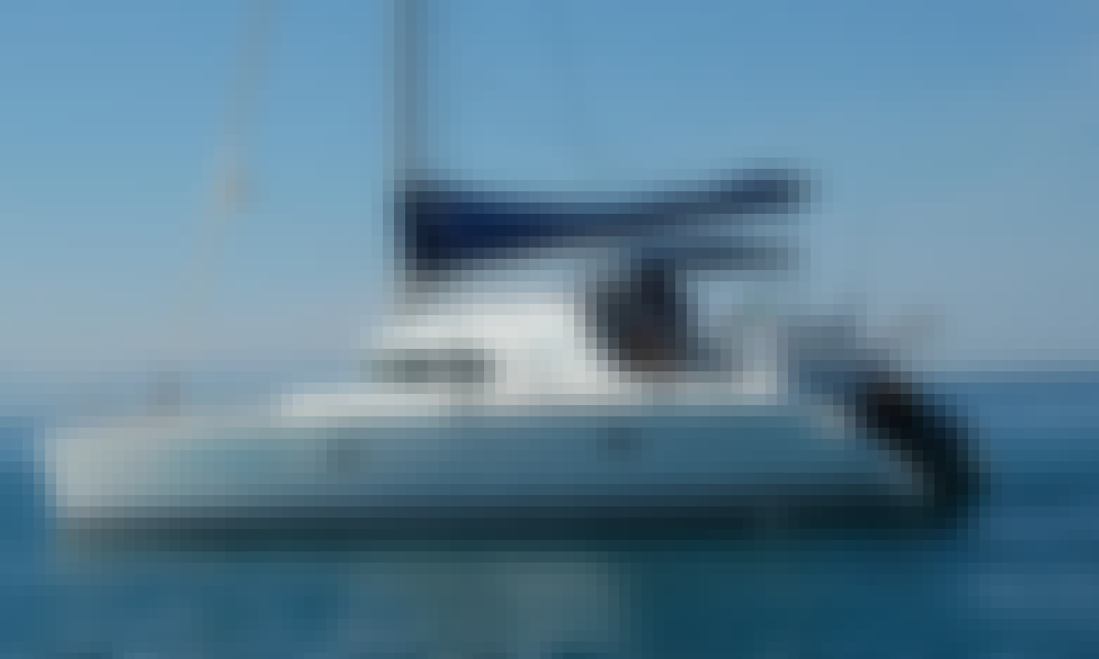 Enjoy  38' Cynthia Sailing Catamaran Charter in Puerto Vallarta, Jalisco