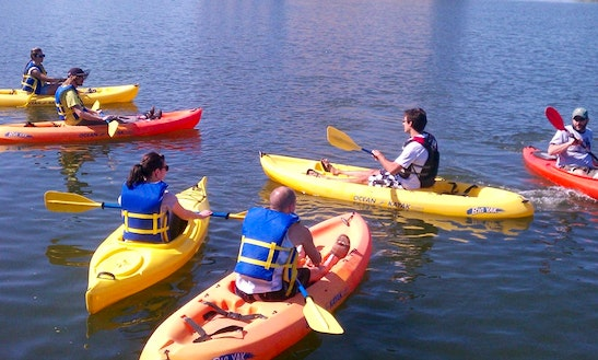Kayaking Trips In Killington, Vermont