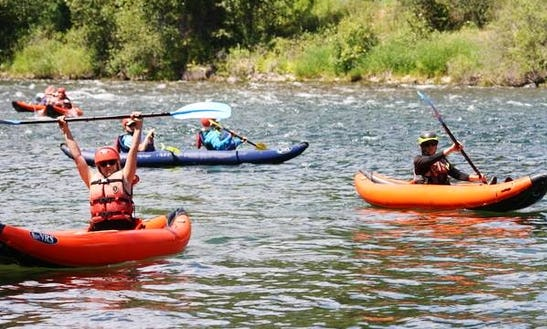 Inflatable Kayak Rental In Leavenworth