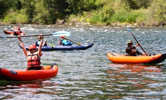 Inflatable Kayak Rental In Leavenworth