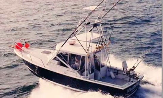 30' Sportfishing Yacht Charter In South Kingstown, Rhode Island
