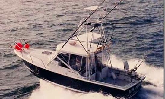 30' Sportfishing Yacht Charter In South Kingstown, Rhode Island