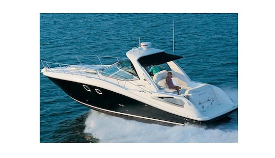 Motor Yacht Sea Ray For Rent In Panjim
