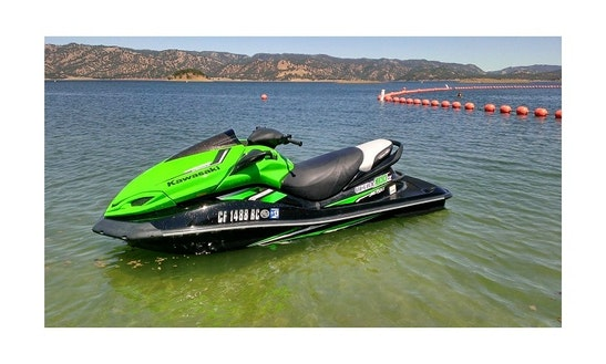Jet Ski Kawasaki 260 For Rent In Panjim