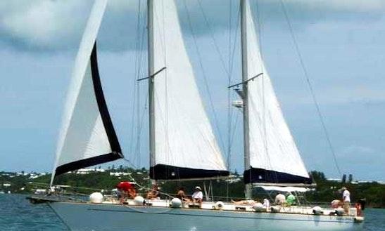 60' Schooner Charter In St.george's, Bermuda