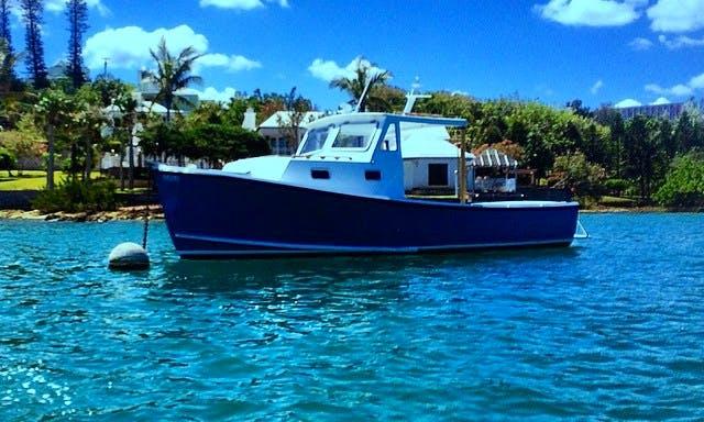Cuddy Cabin Rental in Hamilton, Bermuda