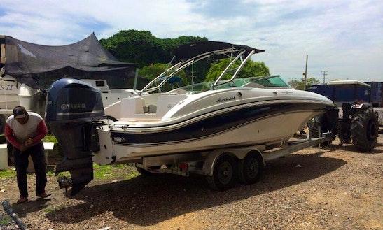Charter On 26ft Bowrider Speedboat In Cartagena, Bolívar