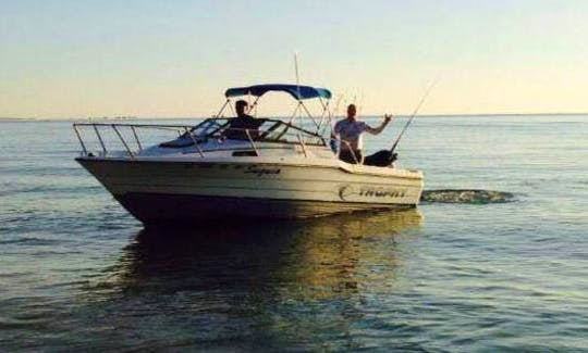 22' Boat Fishing Charter In Los Barriles