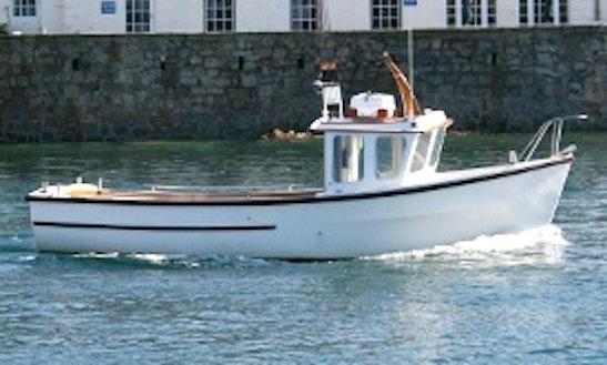 Head Boat Charter In Saint Mawes, United Kingdom