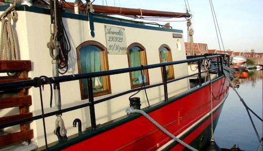 Fantastic Sailing Trip From Harligen