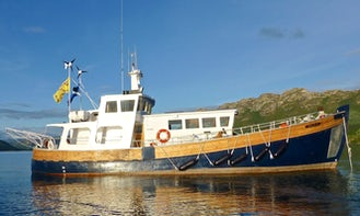 "Passenger Boat ""Meet Orlik"" Charter in Dunbeg, United Kingdom"