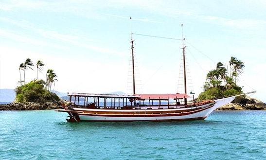 Best Ways To Explore Angra Dos Reis, Brazil - Charter A Gulet!