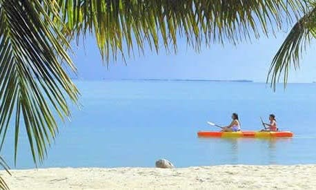 Kayak Rental in Monkey River Town, Belize