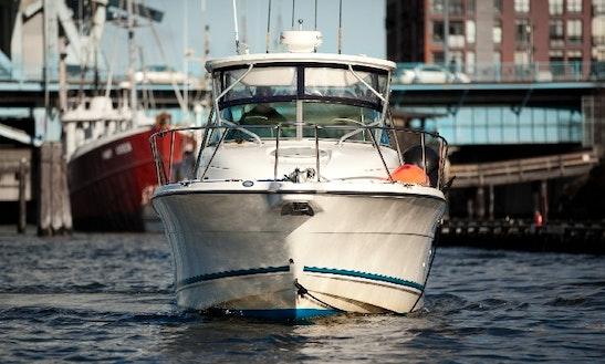 28' Sport Fishing Charter In Saanich, Canada