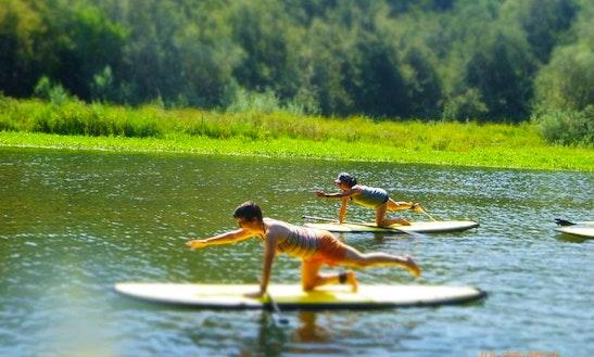 Paddleboard Rental In Forestville, California