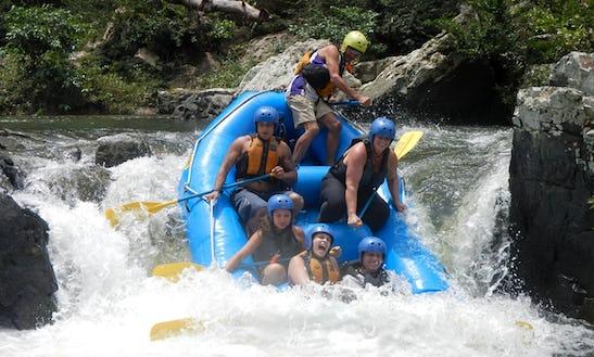 Rafting Trips In La Virgen, Costa Rica