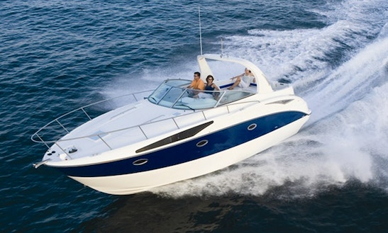 Charter On Bay Liner 340 Motor Yacht In Mumbai