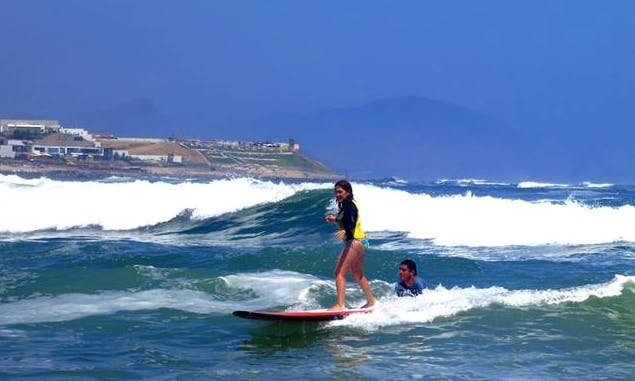Surfing Lessons in Belize City, Belize