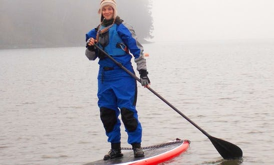 Paddleboard Rental In Salt Spring Island, Canada