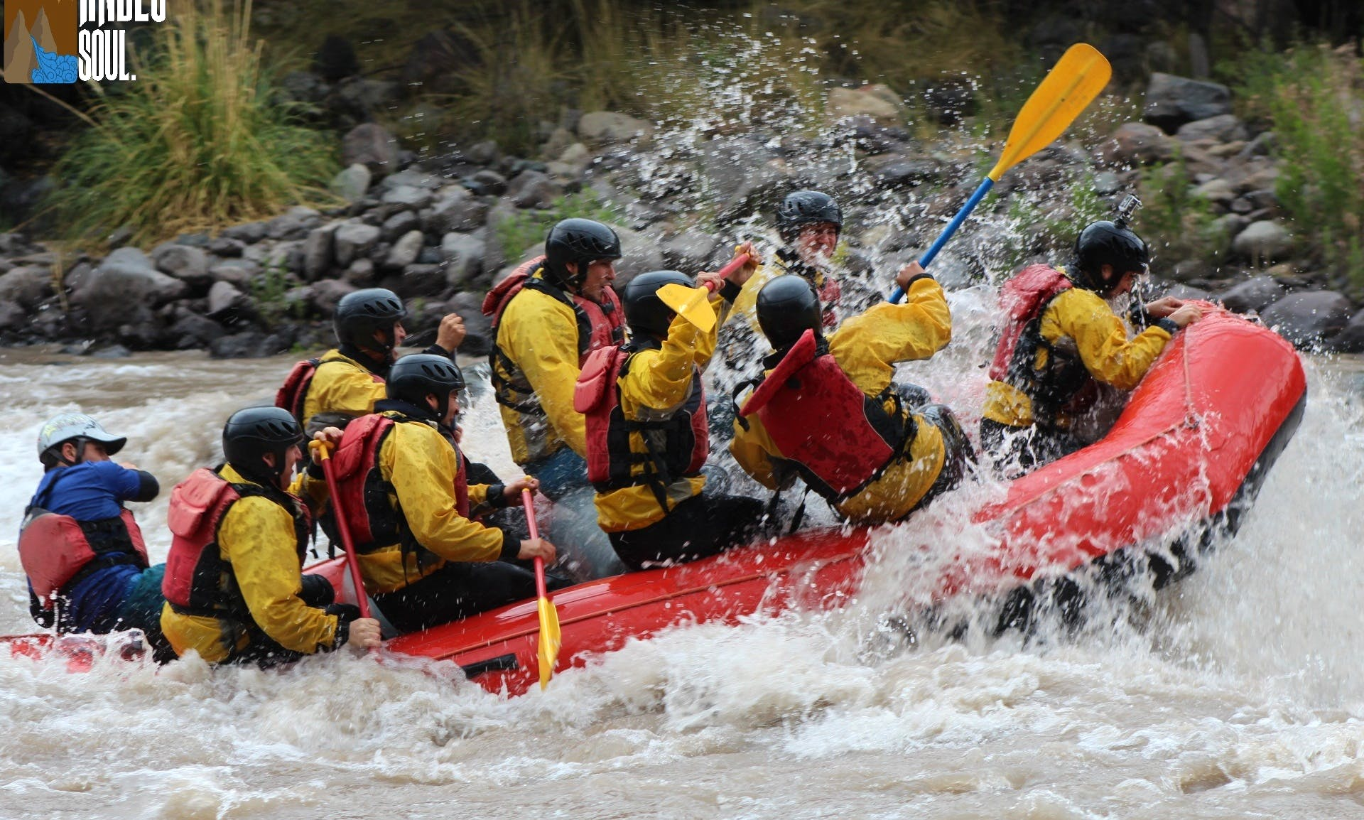 Rafting Trips in San José de Maipo, Chile