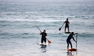Paddleboard & Surfboard Rentals in Miraflores, Peru