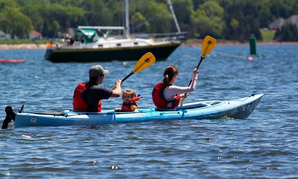 Double Kayak Rentals In Charlottetown