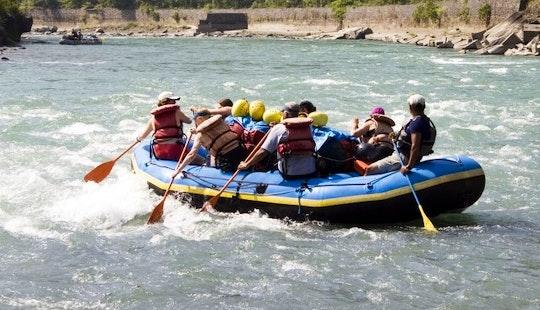 Rafting Trip In Kathmandu