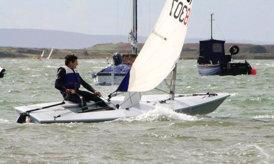 Single Dinghy Sailing Hire & Courses In Christchurch