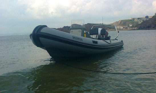 40' Humber Dive Boat In Burntisland