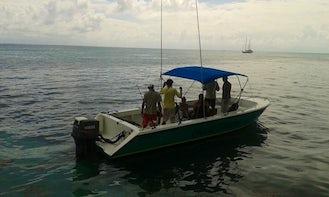 28' Fishing Boat In San Pedro